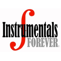 Logo of radio station Instrumentals Forever