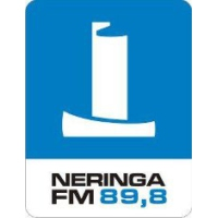 Logo of radio station Neringa FM