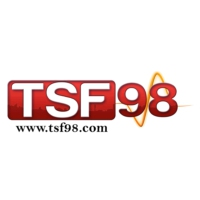 Logo of radio station RADIO TSF98