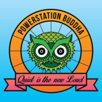 Logo de la radio Powerstation Buddha