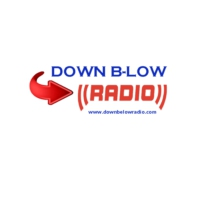 Logo of radio station Down B-Low Radio