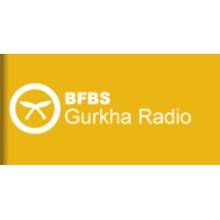 Logo of radio station BFBS Gurkha