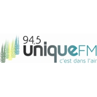 Logo of radio station CJFO Unique FM