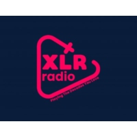 Logo of radio station XLR Radio