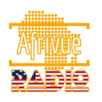 Logo de la radio Afrivue USA