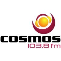 Logo de la radio Cosmos FM