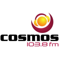 Logo of radio station Cosmos FM 103.8