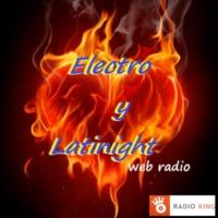 Logo de la radio Electro y Latinight