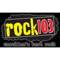 Logo of radio station WRCQ Rock 103