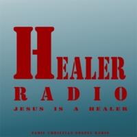 Logo of radio station Healer Radio