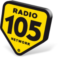 Logo of radio station Radio 105 Radio Bau and Co