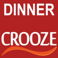 Logo of radio station dinner CROOZE