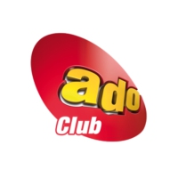 Logo of radio station Ado Club