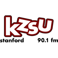 Logo of radio station KZSU Stanford 90.1 FM