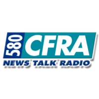 Logo of radio station 580 CFRA