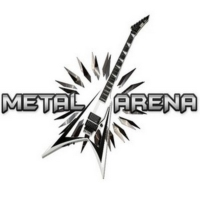 Logo of radio station METAL ARENA
