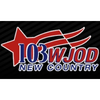 Logo of radio station WJOD New Country 103