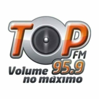 Logo of radio station Rádio Top Fm