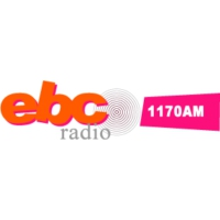 Logo of radio station WWTR EBC Radio