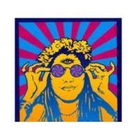 Logo de la radio Radio Hippie Mundial