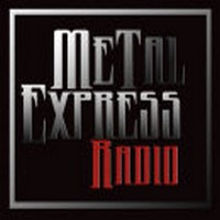 Logo of radio station Metal Express Radio