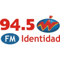 Logo of radio station Identidad 94.5 FM