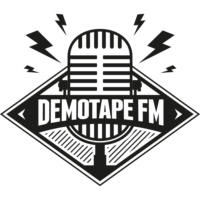Logo of radio station Demotape FM