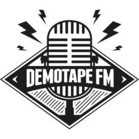 Logo de la radio Demotape FM