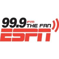 Logo of radio station WCMC 99.9 The Fan