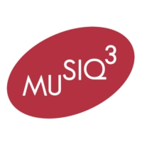 Logo of radio station Musiq'3 RTBF