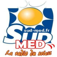 Logo of radio station Sud-Med