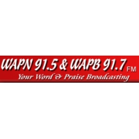 Logo of radio station WAPN 91.5 FM