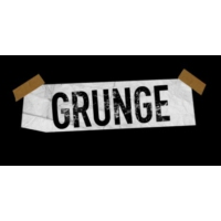 Logo of radio station Delta Radio Grunge