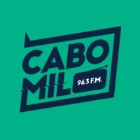 Logo of radio station XHSJS Cabo Mil 96.3 FM