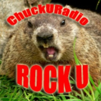 Logo of radio station ChuckU Rock U