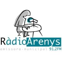 Logo of radio station Arenys 91.2 FM