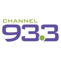 Logo of radio station KHTS Channel 933