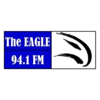 Logo of radio station Eagle 94.1