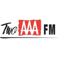 Logo de la radio 2AAA