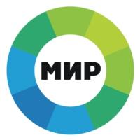 Logo of radio station Радио МИР