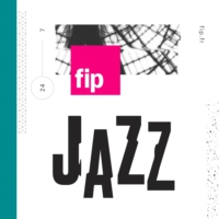 Logo of radio station FIP Jazz