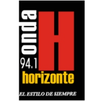 Logo of radio station Onda Horizonte 94.1 FM