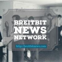 Logo de la radio The Breitbit News Channel