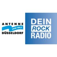 Logo of radio station Antenne Düsseldorf Dein Rock Radio
