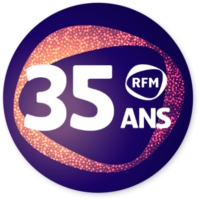 Logo of radio station 35 ans de RFM
