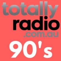 Logo of radio station Totally Radio 90's