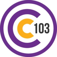 Logo of radio station C103