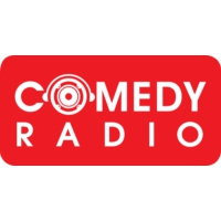 Logo de la radio Comedy Radio