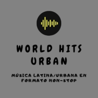 Logo of radio station World Hits Urban
