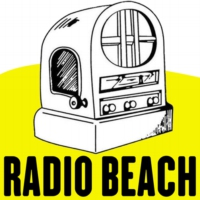 Logo of radio station Radio Beach